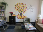 The Giving Tree of donors