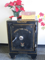 Original hardware store safe